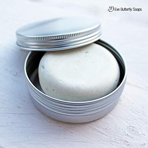 Aufbewahrungsbox für Solid Shampoo | für unterwegs, Urlaub, Reise, Camping oder Sport