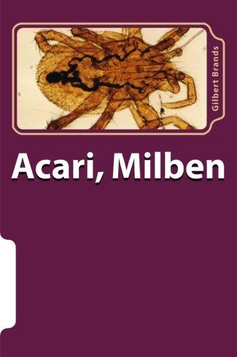 Acari, Milben (Biologische Beobachtungen, Band 2)