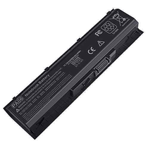 PA06 Laptop Battery for HP Omen 17-w000 17-ab002ng, Spare Battery 849571-221 849571-241 849571-251 849911-850 HQ-TRE HSTNN-DB7K TPN-Q174