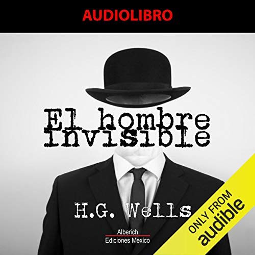 Couverture de El hombre invisible [The Invisible Man]