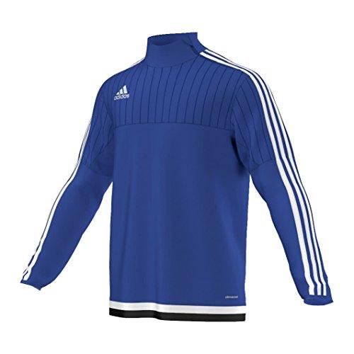 adidas Sweat-Shirt tiro15 T-Shirt d'entraînement S Bold Blue/White/Black