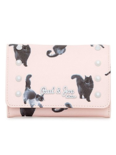 (ポールアンドジョーシスター)PAUL and JOE SISTER PAUL&JOE SISTER カードケース PJS-W013 キャットモチー...