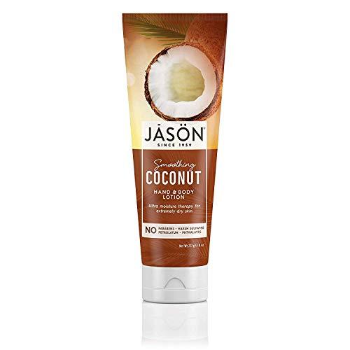 Jason Loción de manos y cuerpo de Coco - 227 gr
