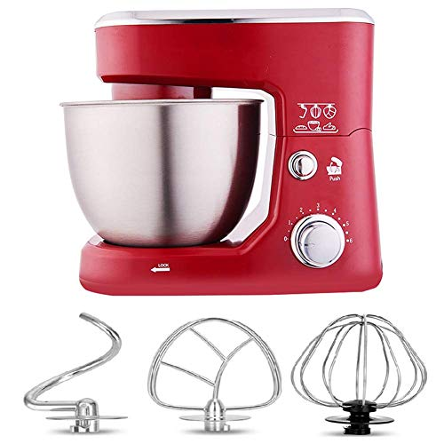 Learn More About Stand Mixer,4L Stainless Steel BowlKitchen Electric Food Stand Mixer,600 W Food Sta...