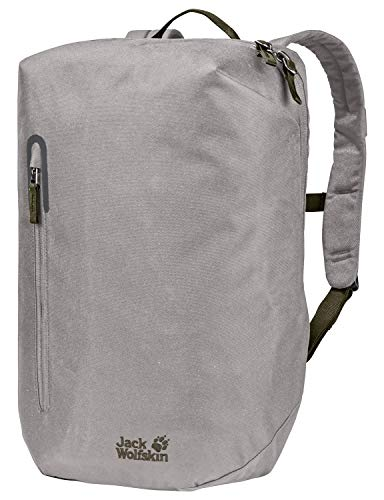 Jack Wolfskin Bondi Tagesrucksack Daypack Rucksack, Clay Grey, ONE Size