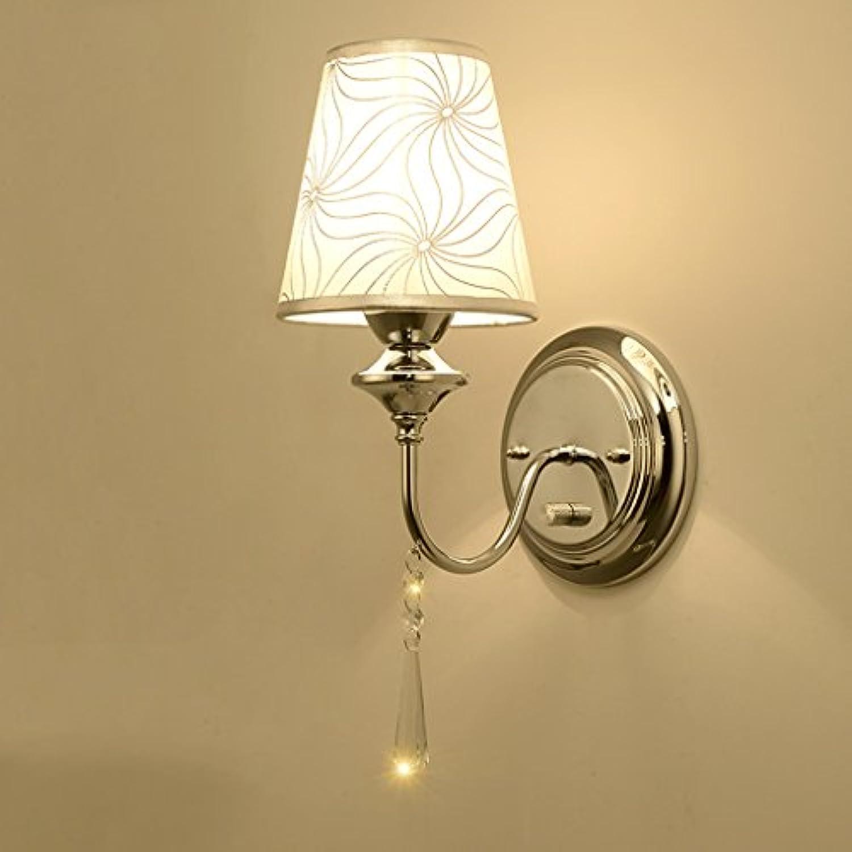Modernes Nordic einfache Kristalllampe Schlafzimmer Scheinwerferschalter -Kreis kreativ