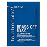 Matrix Total Results Brass Off Neutralisation Mask - Size : 30ml