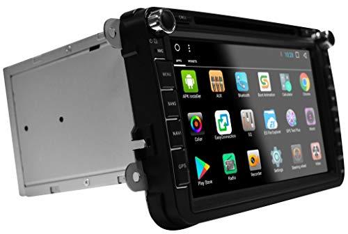 ESX | VW z.B. Golf 5/6, Passat etc. | 2-DIN Autoradio | 8-Zoll Bluetooth/DAB+ | VN815-VO-U1-DAB