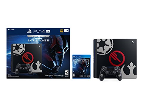 Console  PlayStation Édition STAR WARS™ Battlefront™ II - 1TB Pro - 0