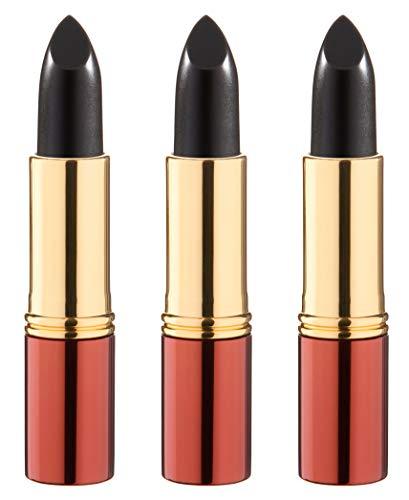 IKOS Lippenstift 3er Set: der denkende Lippenstift DL5 schwarz – kirschrot