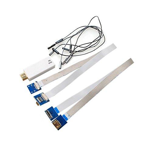 QWinOut HDMI to Micro & Mini HDMI AV Analog Signal Converter Module Card for GH3 GH4 BMPCC 5D Nex Camera FPV Multicopter
