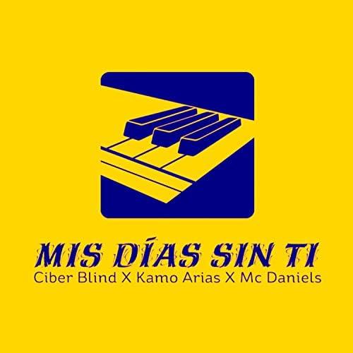 Ciber Blind feat. Kamo Áreas & Mc Daniels
