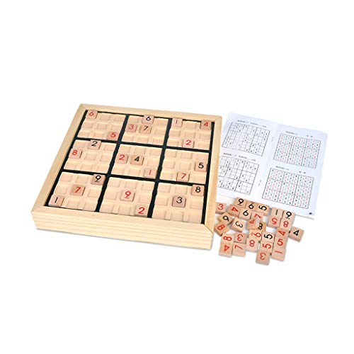 Great Deal! Lxrzls Large Wooden Building Blocks-Preschool Education for Toddler Children-Stacking To...