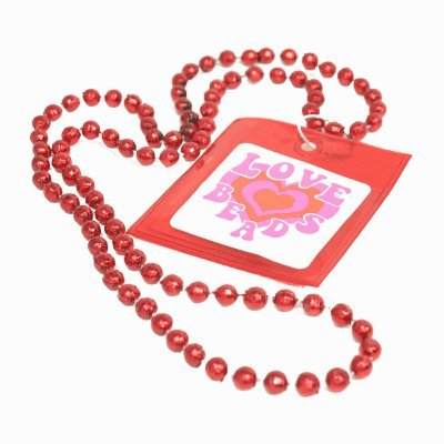 Global Protection Condom Beads -Love Beads: 12-Pack of Condoms