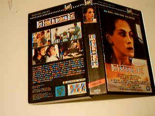 Der Feind in meinem Bett VHS