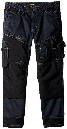 Blåkläder 15001140 Werker Hosen X1500 Marineblau / Schwarz, C48