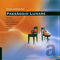 VKJK0514 「パエサッジョ・ルナーレ ~現代ヴァイオリンとギターの二重奏曲集」
