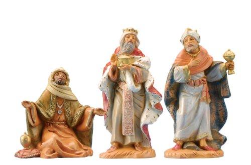Fontanini by Roman Kings Nativity Set