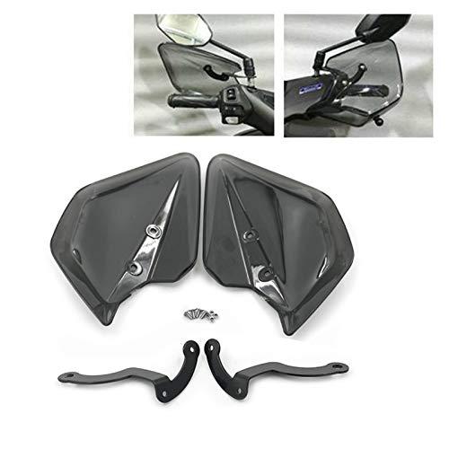 GUANGGUANG Heartwarming Shop Hand Guard Cover Handguard Wind Shield Falling Protection Fit for Yamaha NMAX 125 155 2017-2019 / Xmax 125/250 2017-2019 Windscreen