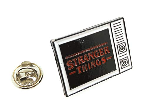 Gemelolandia | Pin de Solapa Stranger Things Televisión 30x20mm | Pines Originales...