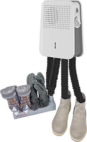Dryfix Schuhtrockner/Handschuhtrockner (bis 6 Schuhe + Geruchsbeseitigung V2.0)