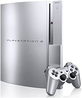 PLAYSTATION 3(40GB) サテン・シルバー【メーカー生産終了】