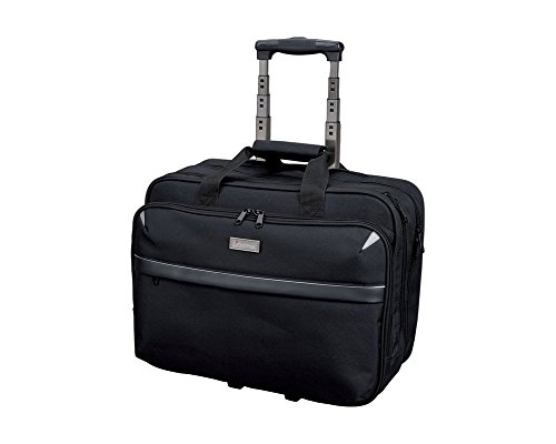 Lightpak Business Laptop Trolley Xray Aktentasche, Schwarz