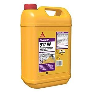Sikagard 917W, Impregnación hidrófuga y repelente de aceite para suelos porosos, 5L