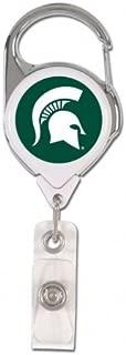 Michigan State Spartans NCAA Premium Badge Holder