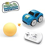 SQN R/C Mini Magic Induction Hand Control Follow Obstacle Remote Control 2.4Ghz RC Car Toy with 4 Modes for Kids Toddlers Boys and Girls Age 3 4 5 6 7 8 Year Old