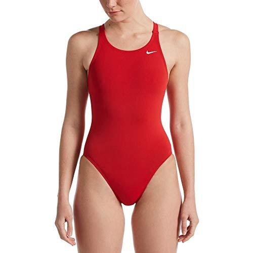 Nike Fastback One Piece Badeanzug Damen University Red, 38