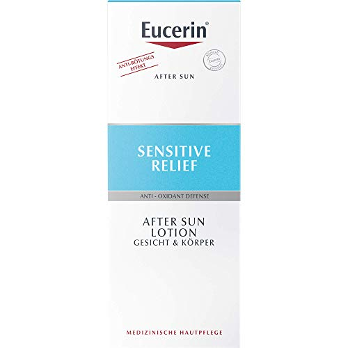 Eucerin After Sun Sensitive Relief Lotion, 150 ml Lotion