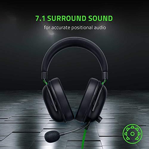Razer BlackShark V2 X - 7.1 Surround Sound