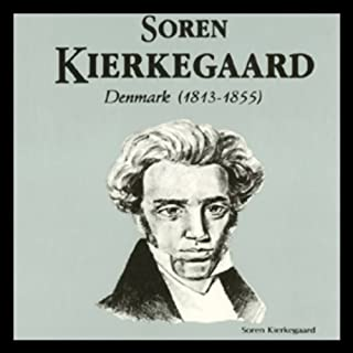 Soren Kierkegaard audiobook cover art