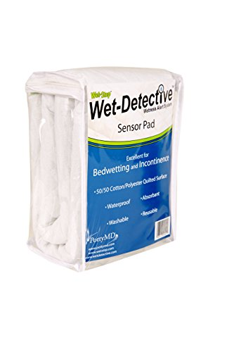 Wet Detective Incontinence & Bedwetting Pad Only