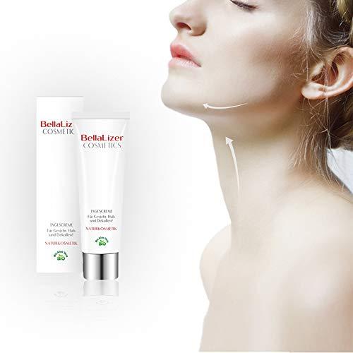 Bellalizer Tagescreme für Gesicht,Hals und Dekollere Naturkosmetik Bio 50ml