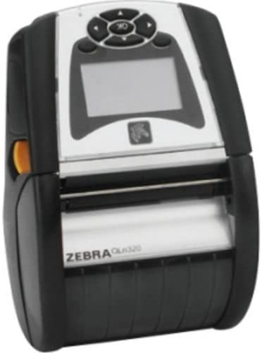 Zebra Max 40% OFF QLn320 Monochrome LCD Direct Thermal Printe Sales of SALE items from new works Label Portable