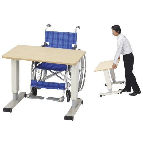 昇降式リハビリテーブル RZ-1000M ショウコウシキリハビリテーブル(24-4935-00)【プラス】[1台単位]
