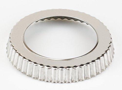 パール金属EEスイーツ『ステンレス製タルト型18cm』