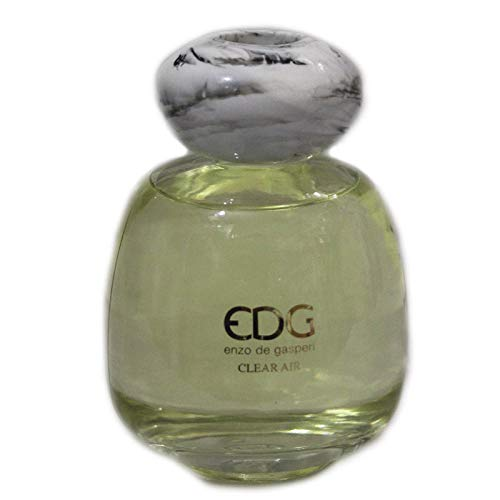 Profumatore per ambienti con olio essenziale e pietra aroma terapy, fragranza Clair Air,Enzo De Gasperi
