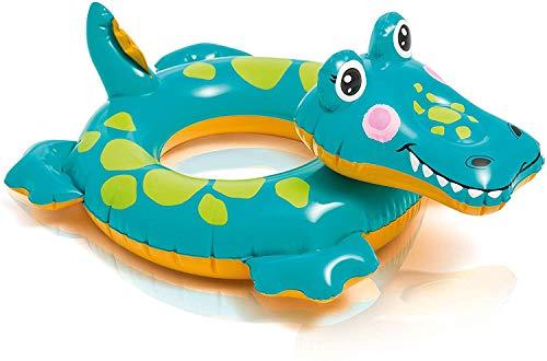 WENTS Giocattoli galleggianti per Bambini Anello di Nuoto Bambini, Bebè Salvagente Sicurezza Gonfiabile per Piscina, Nuoto Anello per Bambini da 6 Mesi a 3 Anni