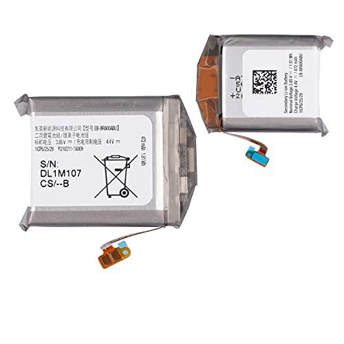 E-yiiviil Batterie de rechange EB-BR800ABU compatible avec Samsung Gear S4 SM-R800 SM-R805 SM-R810 Smart Watch avec outils.