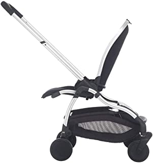 iCandy Raspberry Stroller, Silver Chassis