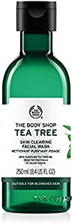 The Body Shop Tea Tree Skin Clearing Facial Wash, 250 ml