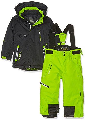 Peak Mountain Ecosmic - Conjunto de esquí para niño