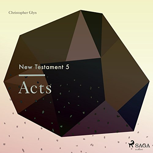Acts (The New Testament 5) audiobook cover art