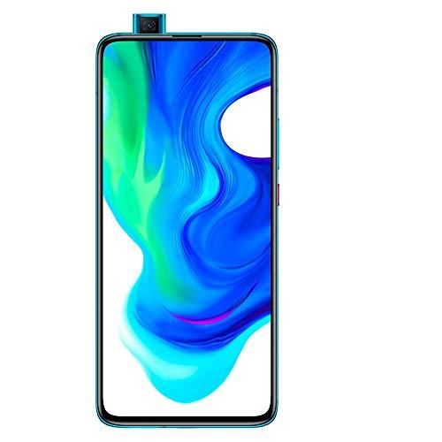 Xiaomi Pocophone F2 Pro - Smartphone Débloqué 5G (6.67 Pouces, 6Go RAM, 128Go ROM, Double Nano-SIM) Bleu - Version Française - [Exclusivité Amazon]