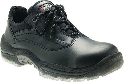 Jalas Sicherheitsschuhe 3830 Black Geox c S2 Größe 38, Farbe Schwarz