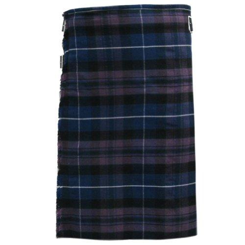 Preisvergleich Produktbild Tartanista - Herren Deluxe-Kilt - 7, 3 m (8 Yard) Stoff - 454 g (16 oz) Stoffgewicht - Honour Of Scotland - Taille (Nabelhöhe): 91, 4cm (36) / Länge: 61cm (24)