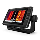 """Garmin ECHOMAP UHD 73sv with GT56UHD-TM Transducer, 7"""""""" Keyed-Assist Touchscreen Chartplotter with..."""